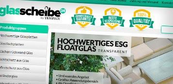 Sklep internetowy Glasscheibe