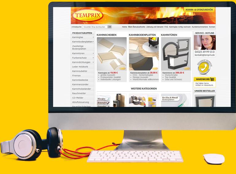Sklepy internetowe, sklep internetowy na Magento